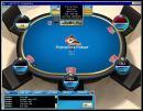 Paradise poker table