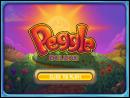 Peggle start screen