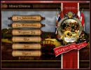Cossacks menu