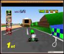 Emulating Mario Cart