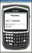 Blackberry Sim