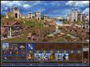 Inside a Castle town