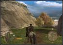 Riding a horse :P