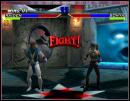 Raiden vs Sonya