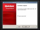 Quicken 2009 Install