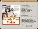 Family Tree Maker 4.