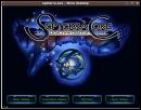 game menu w/ version