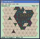 Triangular mines