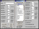 AstroWin data entry