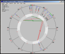 AstroWin chartwheel