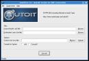 AutoIT v3: compiler - compiles AutoIT-script into executable windows binaries.