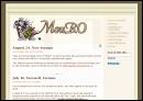 MouRO Website
