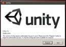 Registering Unity