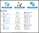 FolderShare Screen