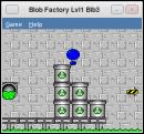 Blob Factory on Xfce