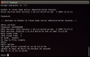 D2GS admin console