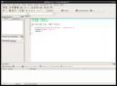 wxDev-C++ running.