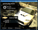 Quick game menu
